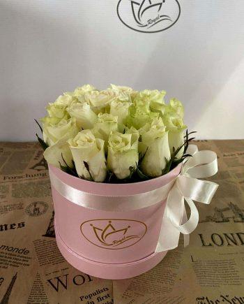 Box of flowers sa ružom 538
