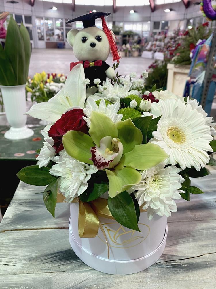 Box of flowers sa igračkom 559