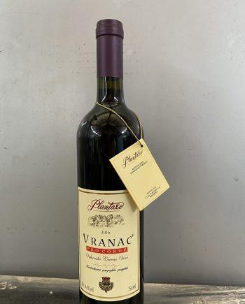 Vino Vranac 0,75l 562