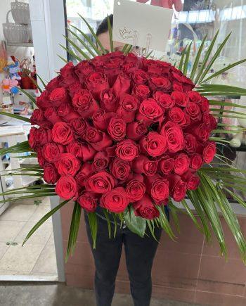 Buket 101 ruža 565