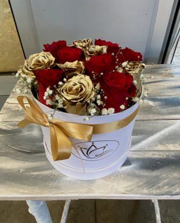 Box of flowers 569