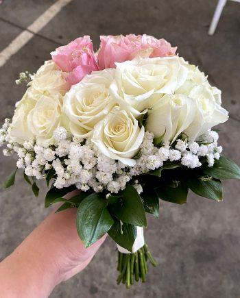 Bidermajer sa ružom 572