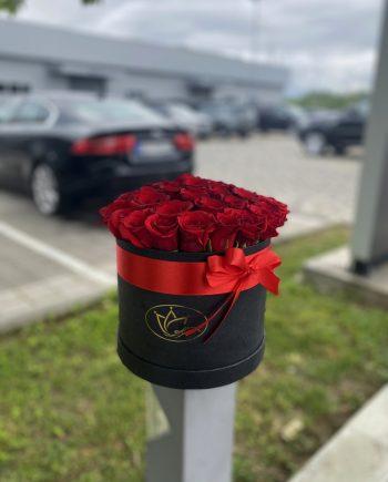 Box of flowers 582